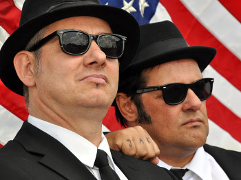 The Original Blues Brothers Double Show