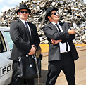 in the Style of The Blues Brothers